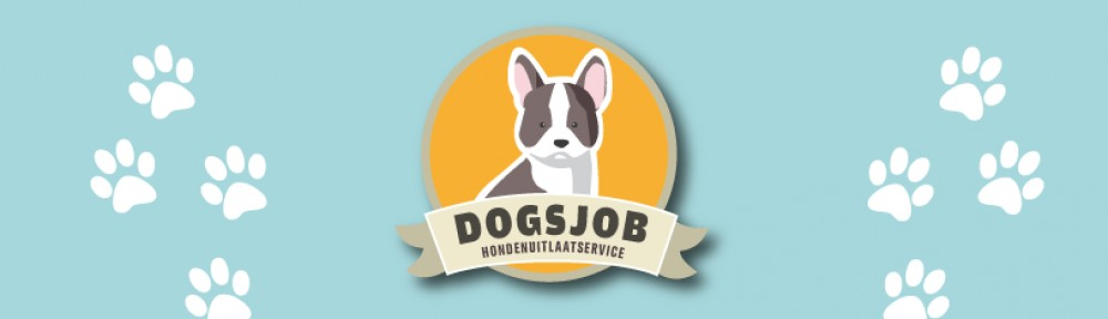 Hondenuitlaatservice a Dogsjob